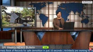 SR Weekly NEWS | Architecture | Interior Design | Building Materials | SURFACES REPORTER | Episode-3