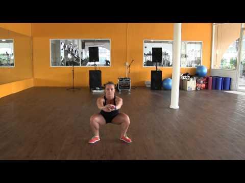 Sumo Squat (Bodyweight)