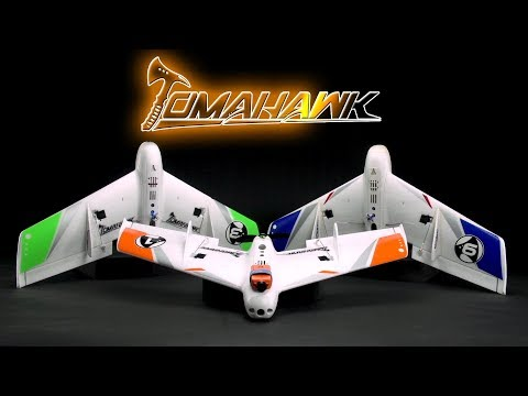durafly-tomahawk-mini-class-fpv-racing-wing--hobbyking-product-video