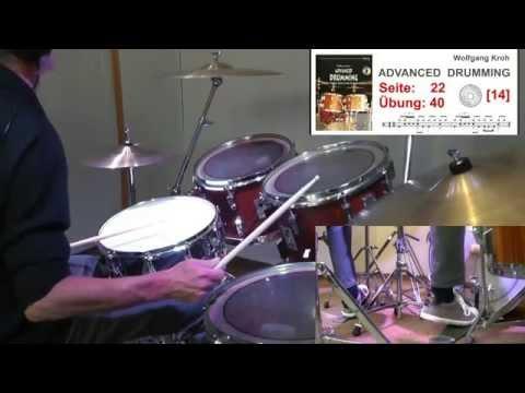 Advanced Drumming – Schlagzeug für Fortgeschrittene