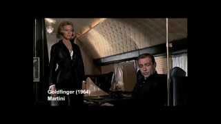James Bond : All Bonds, girls, drinks
