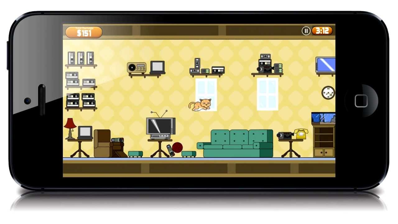 This iOS Game Reveals The Cold, Calculating And Utterly Evil Nature Of Cats