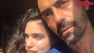 Arjun Rampal Makes His Relationship OFFICIAL With Gabriella Demetriades?   Bollywood Gossip