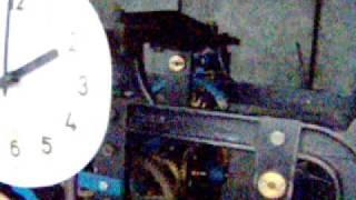 preview picture of video 'Neue Turmuhren - und Maschinenfabrik  clock -- Iglesia Luque Paraguay'
