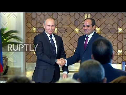 Egypt: Jerusalem status may be determined 'only based on international law' - Sisi