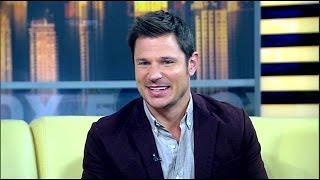 Nick Lachey hosts 'Big Morning Buzz'