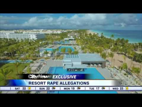 Canadian alleges she was raped by resort staff in Dominican Republic