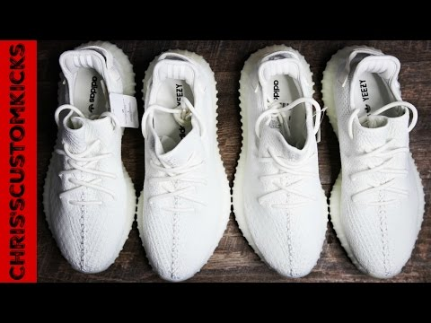f1d2d1f4b5527 Yeezys have bad quality yeezy boost 350 v2 cream unboxing review