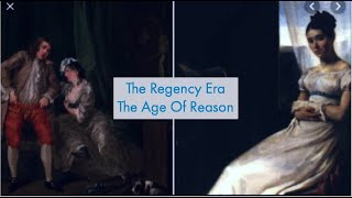 The Regency Era ,The Age Of Reason  Love Quotes