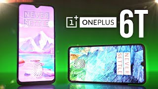 OnePlus 6T - TOP 6 FEATURES!!!
