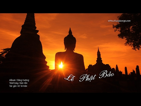 Lễ Phật Bảo