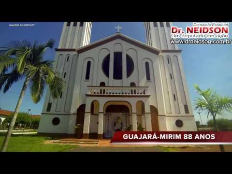 GUAJARÁ-MIRIM 88 ANOS - SOMOS DESTEMIDOS PIONEIROS