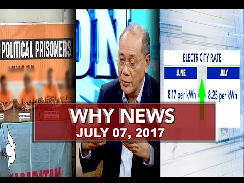 UNTV: Why News (July 07, 2017)