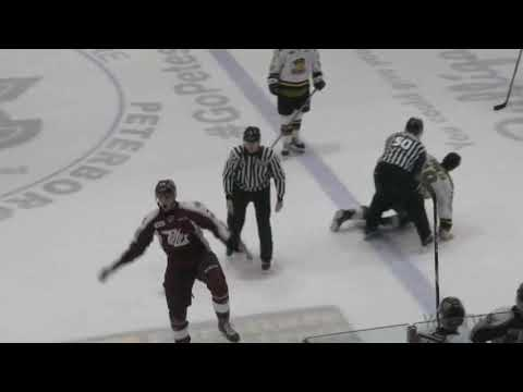 John Parker-Jones vs. Mason Primeau