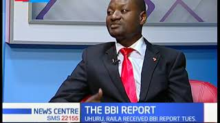 BBI Report: Report to be officially released at the Bomas of Kenya