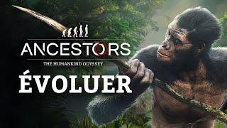 Ancestors: The Humankind Odyssey - 101 Trailer EP3: Évolue
