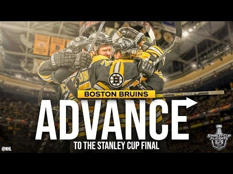 Boston Bruins Stanley Cup Final Hype Video