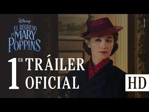 El Regreso de Mary Poppins, protagonizada por Emily Blunt