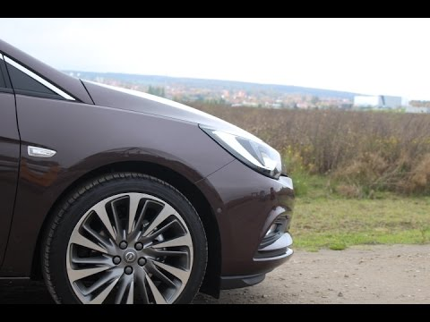 Der neue Opel Astra K 18ZOLL ON THE ROAD 2015 Autohaus Thiede