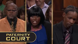 Church Scandal! Bishop Denies Paternity Of Younger Woman's Child (Full Episode)   Paternity Court