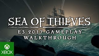 Sea of Thieves; סרטון Gameplay