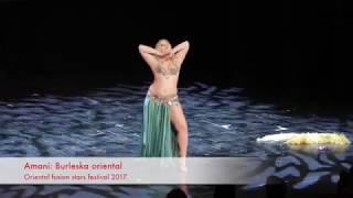 13 Amani - Burleska oriental