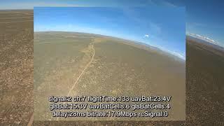 2 Miles on the FR7! | DJI FPV long range