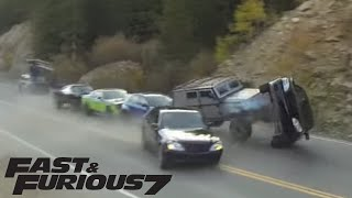 Furious 7 - Pikes Peak - Own it on Blu-ray 9/15