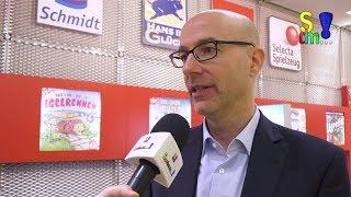 Schmidt Spiele im Interview - Nils Jokisch - Spielwarenmesse 2018 (Spiel doch mal...!)