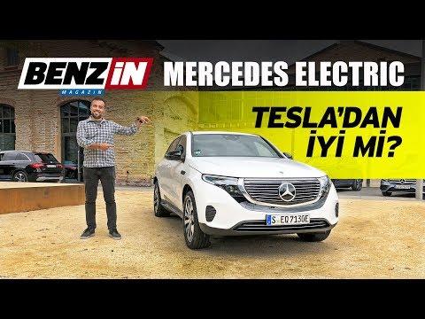 Elektrikli Mercedes'leri kullandık | Tesla'dan iyi mi?