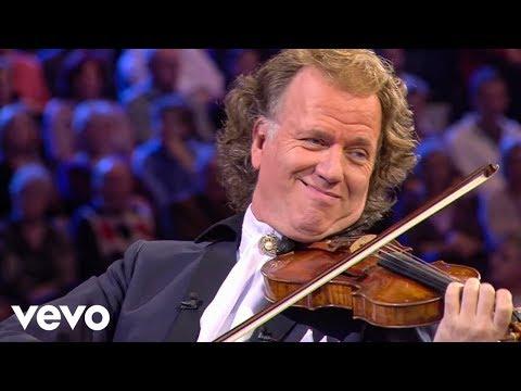 קולות האביב של יוהאן שטראוס בביצוע נהדר של אנדרה ריו ותזמורתו