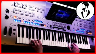 SpaceSynth - Long time ago ( Cover ) Roland BK-5 - Nhạc Mp3