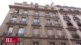 preview picture of video 'Bureaux à louer à Paris, rue Vaugirard 75015'