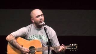 """Aaron Lewis, """"Massachusetts"""", Acoustic 5-5-11"""