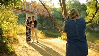 Shooting Outdoor Family Portraits, Family Portraits Photography And A Little Of My Story VLOG 022