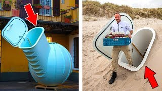 10 MOST UNUSUAL HOUSES IN THE WORLD