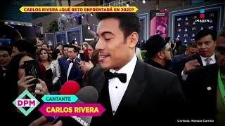 ¿Carlos Rivera ya planea convertirse en padre?   De Primera Mano