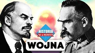 Wojna polsko-bolszewicka. Historia w Pigułce.