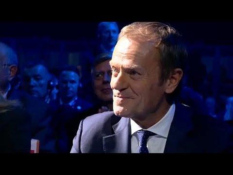 ΕΛΚ: Νέος Πρόεδρος ο Ντόναλντ Τουσκ