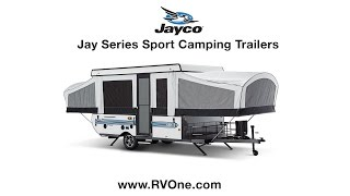 Jayco Jay Series Sport Camping Trailers