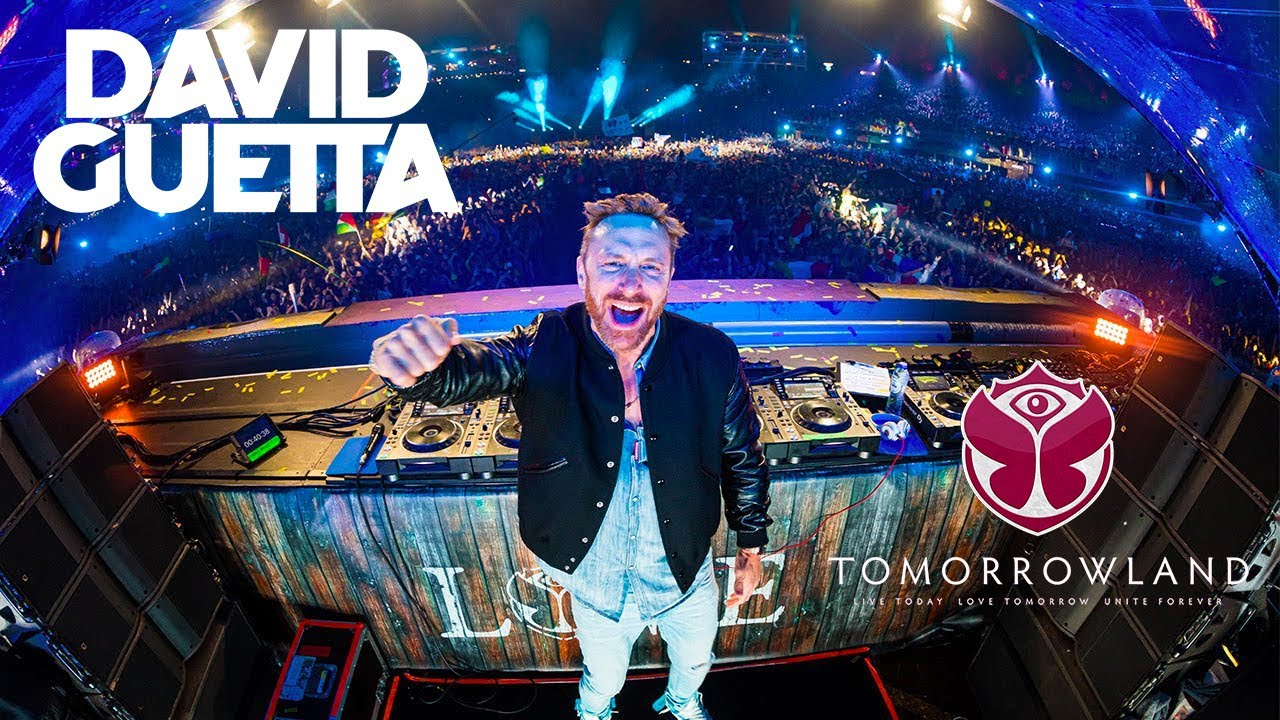 David Guetta - Live @ Tomorrowland Belgium 2019 W2 Mainstage