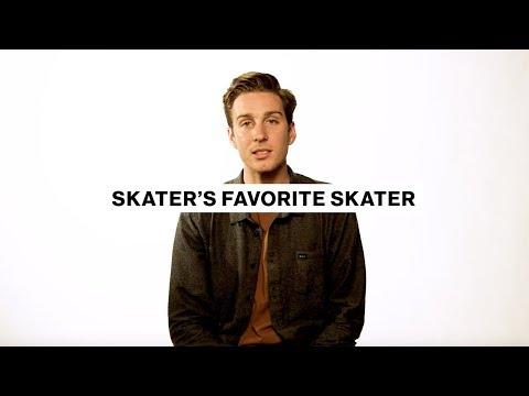 Skater's Favorite Skater: Mark Suciu