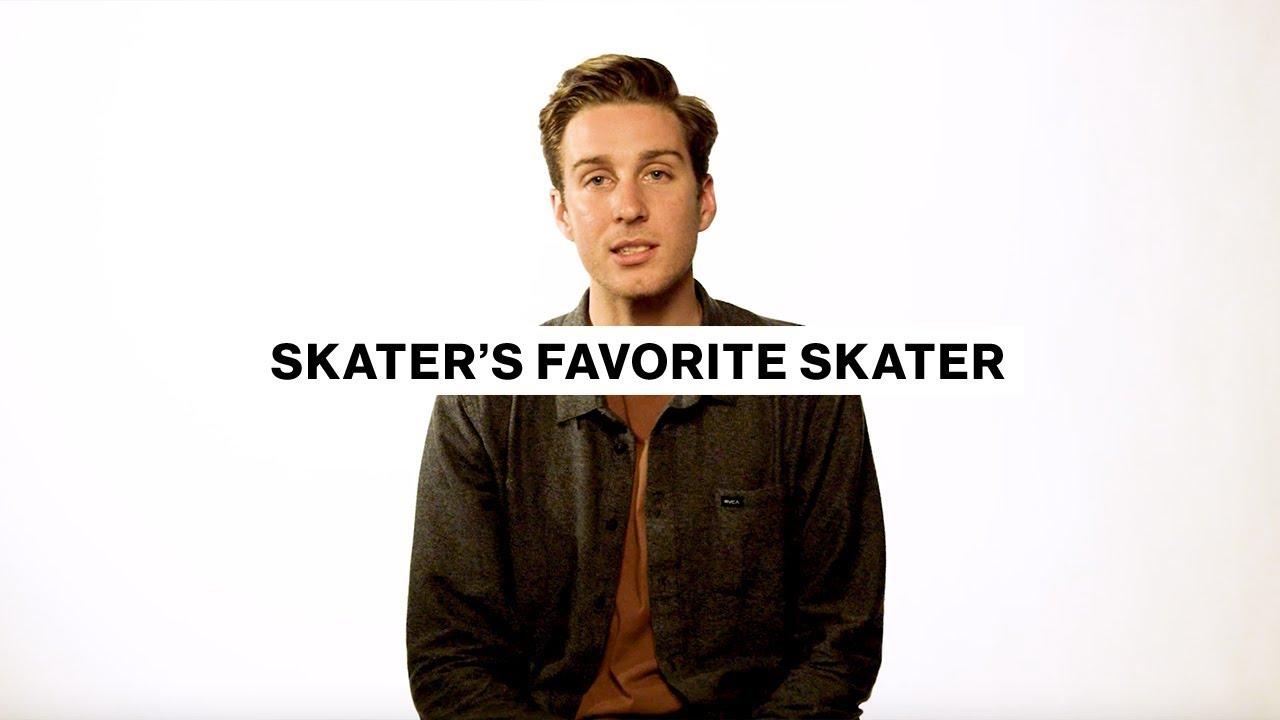 Skater's Favorite Skater: Mark Suciu - TransWorld SKATEboarding