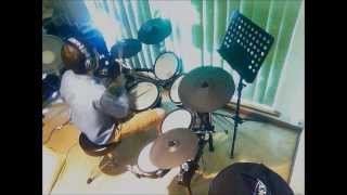 Fates Warning - Part of the Machine (Drum Cover)