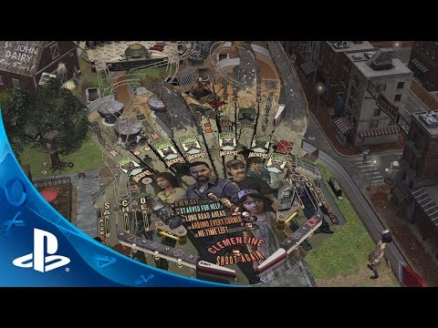 Zen Pinball 2 -- The Walking Dead Table Trailer thumbnail