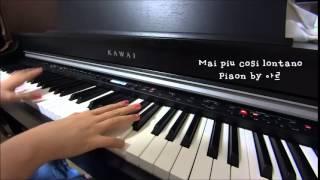 """""""Mai piu cosi lontano-안드레아보첼리(Andrea BocelliI)"""" 피아노(Piano)"""