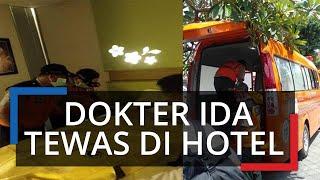 Dokter Ditemukan Tewas di Kamar Hotel di Denpasar Bali Sempat Meminta Dijemput Suami