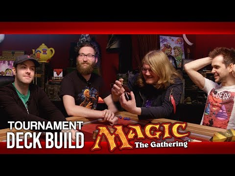 Magic: The Gathering Tournament – Sealed Deck Build