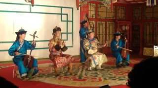 Tumen Ekh 11 Quintet