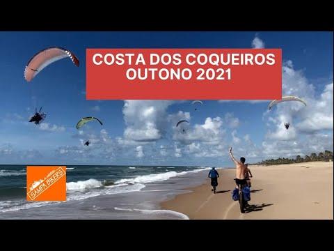Video Costa dos Coqueiros Outono 2021